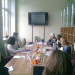 """Workshopy v rámci Klíčové aktivity 4 - směřujeme k """"Metodickému pokynu"""""""